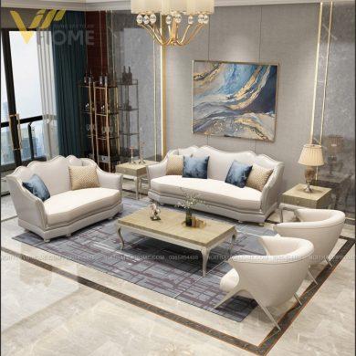 Sofa tân cổ điển sang trọng đẹp