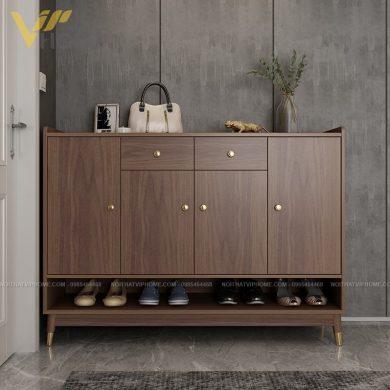 Tủ giày cao cấp hiện đại đẹp